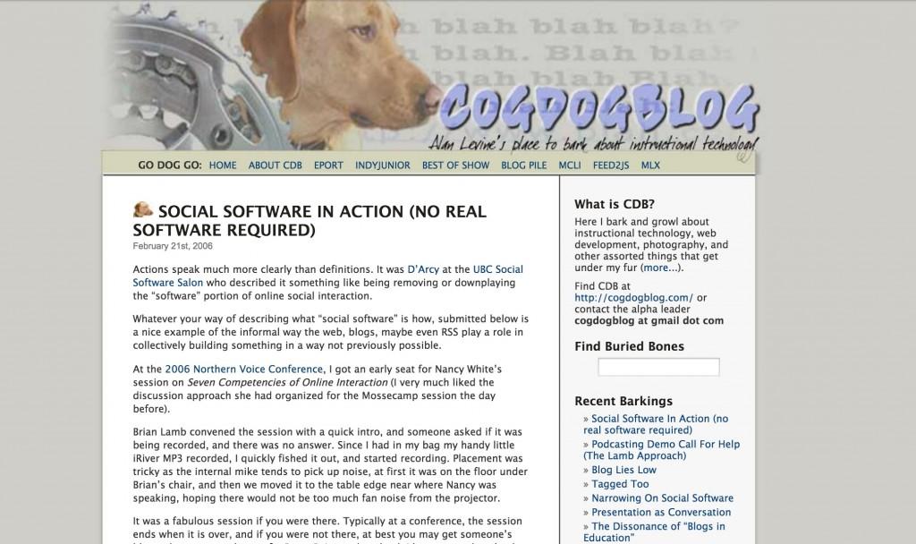 cogdogblog 2006