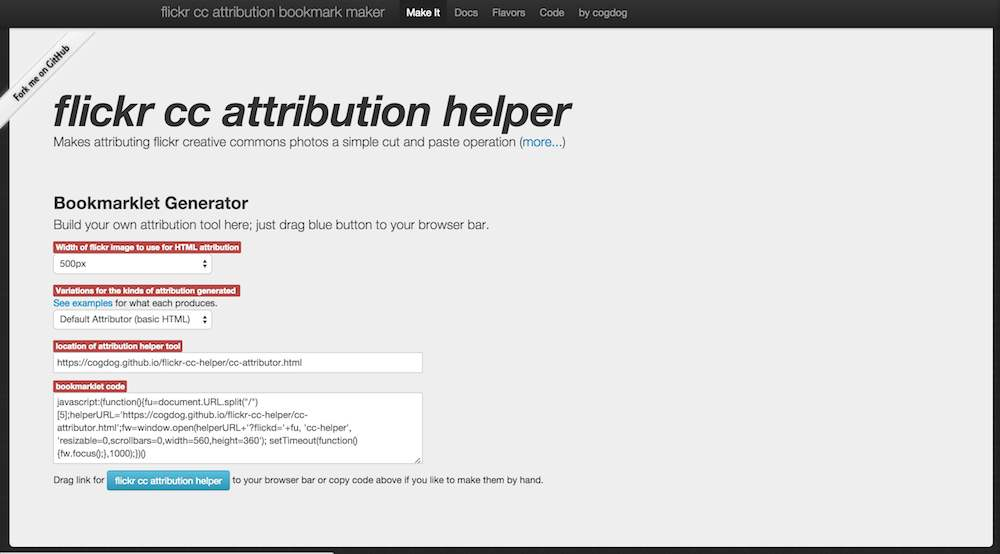 flickr-cc-helper